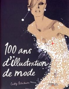 "Cover ""100 ans d'illustration mode"""