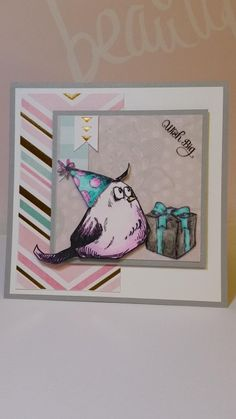 Wish Big by CanAm - Cards and Paper Crafts at Splitcoaststampers