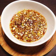 【祖母レシピのメモ】湯豆腐のたれ