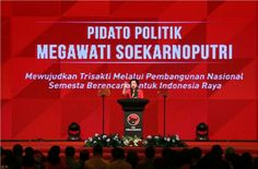 Megawati Keseleo Lidah di Rakernas PDIP; Sindir Pemerintah seperti Poco-Poco dan Ucapan Subuhan wa Ta'ala   [Politik]