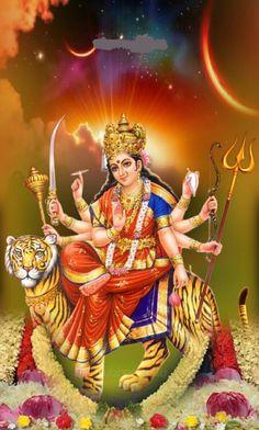 Durga Saptashati Month is a very auspicious month to invoke the powers of Goddess Durga Durga Maa Pictures, Durga Images, Lakshmi Images, Maa Durga Photo, Maa Durga Image, Maa Durga Hd Wallpaper, Navratri Wallpaper, Maa Image, Happy Navratri