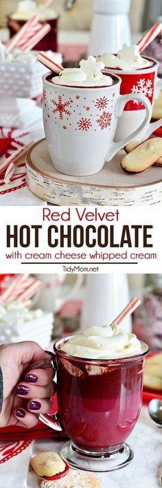 Red Velvet Hot Choco