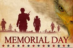 Honoring Our Nation's Heroes (Video)  #MemorialDay