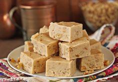 Creamy Maple Walnut Fudge Made With Real Maple Syrup I've used this recipe before & it was great!