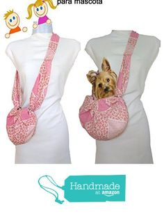 Bolso de niña. ROSA CORAZONES. Regulable desde 2 años. Lavable. También transportin de perro pequeño. Exclusivo y patentado. Lavable de BOLSOHATILLO https://www.amazon.es/dp/B01M8Q2AP5/ref=hnd_sw_r_pi_dp_7Izmzb77A2KEV #handmadeatamazon
