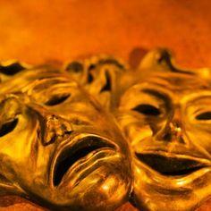 Making a Greek Drama Mask for Kids