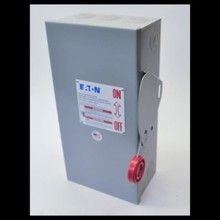 New Eaton DH222FGK 60A 2 Pole 240V Heavy Duty Safety Switch Disconnect NIB (YY3023-1). See more pictures details at http://ift.tt/2j279iC