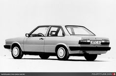 #ThrowbackThursday: Super Rare B2 Audi 80 quattro 2-door