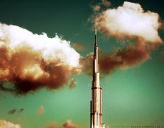 Burj Khalifa by ~Qa9ed2000 on deviantART