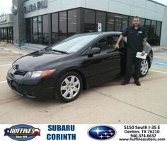 https://flic.kr/p/MeWkJZ | #HappyBirthday to Michael from Michael Raupp at Huffines Subaru Corinth! | deliverymaxx.com/DealerReviews.aspx?DealerCode=XDJB
