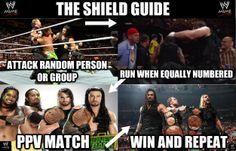 Funny Wrestling, Wwe Funny, Hilarious, Le Shield, The Shield Wwe, Dean Ambrose Shield, Wwe Seth Rollins, Wonder Twins, Captain America Wallpaper