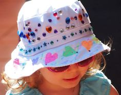 Sunhat | Blank Canvas Gifts