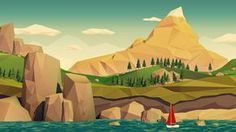 2d game landscape - Google Search