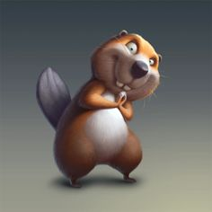 Character for Klondike game on Behance