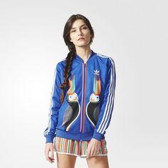 Олимпийка Farm Tukana Supergirl - синий