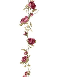 12 Artificial Rose Garlands - 6ft by Gordon Companies, Inc. $154.50. Shipping Weight: 5.00 lbs. This product may be prohibited inbound shipment to your destination.. Brand Name: Gordon Companies, Inc Mfg#: 30660875. Picture may wrongfully represent. Please read title and description thoroughly.. Please refer to SKU# ATR25757654 when you inquire.. 12 Artificial Rose garlands/mauve/6'L/made of polyester/you get 12 strands