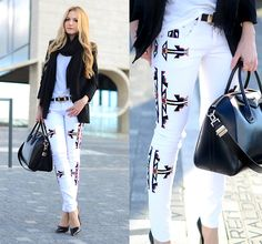 Zara Blazer, Zara Shoes