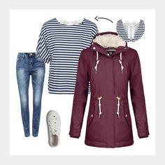 SHOP THE LOOK: www.94fashionstore.de Neue Outfits, Polyvore, Shopping, Image, Women, Fashion, Moda, Women's, La Mode