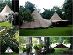 Tents!