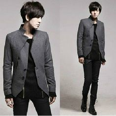 Designer Clothes For Men Asia Men Suits Korean Fashion