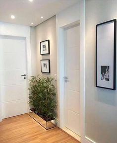 Hallway Decorating, Entryway Decor, Bedroom Decor, Home Room Design, Home Interior Design, House Design, House Entrance, Handmade Home Decor, Apartment Design