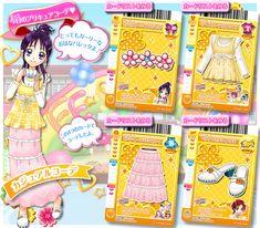 Doki Doki Anime, Glitter Force, Pretty Cure, Trading Cards, The Cure, Character Design, Kawaii, Stars, Dresses