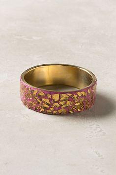 crackled mosaic bracelet