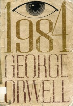 1984 - may be way past 1984, but lots of lessons in this book