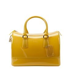 CANDY Satchel Lime Bags - Furla - Portugal
