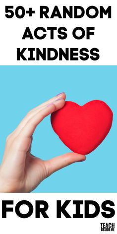 50 random acts of kindness ideas you can do with your kids or students. Teach kids to serve from a young age! Kindness For Kids, Kindness Ideas, Coping Skills, Social Skills, Creative Teaching, Teaching Kids, Life Skills Kids, Service Projects For Kids, Science Education