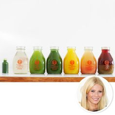 Celebrity Fitness: Hollywood's Top Juice Fasts