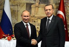 "Erdogan Apologizes To Putin Over Death Of Russian Pilot, Calls Russia ""Friend"", Restores Ties With Israel 