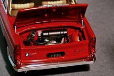 BMW 700 Il vano motore