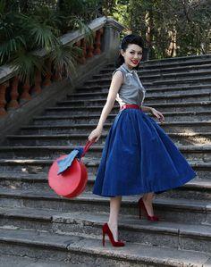 50's, pin up, make up, fashion, vintage fashion, miss winny