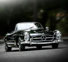 "Mercedes-Benz 300SL - "" Oh Lord, won't you buy me a Mercedes Benz? """