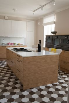 Kitchen, interior design