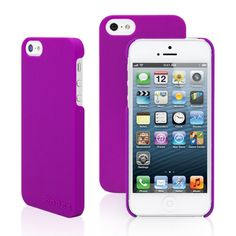 Our iPhone 5 cases just got a makeover, now available in 11 eye-popping colours! #ad