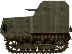 Sutton Skunk, a 1932 improvised AFV intended for the Chinese warlords.