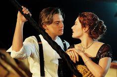 Kate's hair in Titanic
