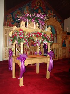 George Greek Orthodox Church New Castle, Pa Greek Easter, Church News, Church Flowers, Orthodox Christianity, Holy Week, Greek Recipes, Holi, Castle, Bing Images
