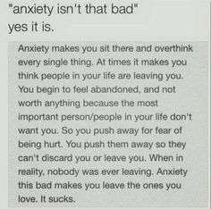"""awake-society: """"Anxiety """""""