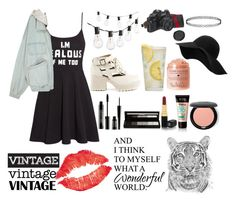 """""""~Is it so wrong, that you make me, Strong~"""" by little-miss-rae-rae ❤ liked on Polyvore featuring H&M, Edition, Crate and Barrel, American Eagle Outfitters, Shellys, Martha Stewart, Lord & Berry, shu uemura, Chanel and Stila"""