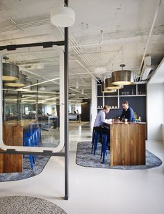 Gallery of Prescient Offices / Perkins+Will - 1