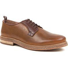 H BY HUDSON Douglas Derby shoes (Tan
