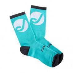 Juliana Circle Socks 6in