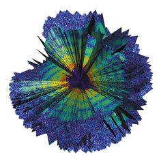 It took hundreds of 2D snapshots of the large virus that infects Acanthamoeba polyphaga to produce this 3D structure. Researchers showed that powerful X-ray free-electron lasers could reconstruct a single particle of the giant virus despite its not being amenable to crystallization.