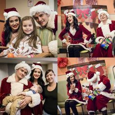 How sweet! #KatyPerry and #OrlandoBloom in Santa costumes to visit the Children's Hospital Los Angeles! • • • • • • • • • • • • • • • • • • • • • • • • • • • • • • Que encantador! #KatyPerry e #OrlandoBloom de trajes de Papai Noel para visitar o Children's Hospital Los Angeles!!