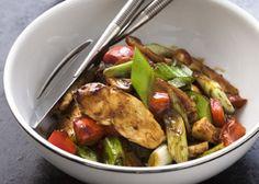 Ännu en variation på kyckling - magert, kryddigt och gott!