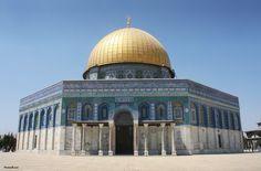 Dome of the Rock. Jerusalem 6