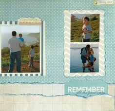 Seashore pg 2 - Scrapbook.com